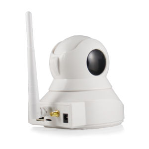 Network IP Camera, 1.0MP Wireless Baby Monitor with PIR Alarm pictures & photos