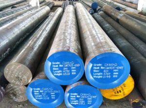 Forged Carbon Steel Round Bar C45 as Per En 10083-1 pictures & photos