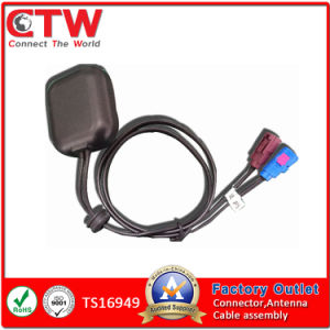 GPS Antenna with Glue pictures & photos