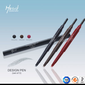 Waterproof Feature Eyebrow Pencil pictures & photos