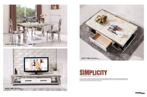 Simple Modern Coffee Table for Home Furniture pictures & photos
