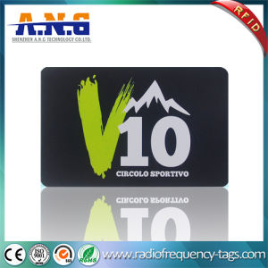 Glossy Surface NFC Smart Card RFID / 6.2 G Custom RFID Cards Security pictures & photos