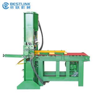70ton Four Blades Hydraulic Sawn Stone Splitting Machine Guillotine pictures & photos