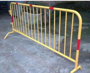High Quality Temporary Fence/Crowd Barried Fence China Factory Supply pictures & photos