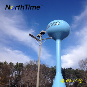 6W Waterproof IP65 Induction All in One Solar Street Light pictures & photos