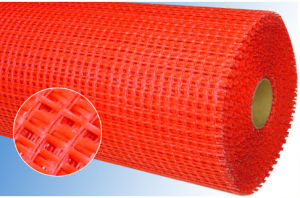 Alkali-Resistant Fiberglass Net 10X10mm, 145G/M2 pictures & photos