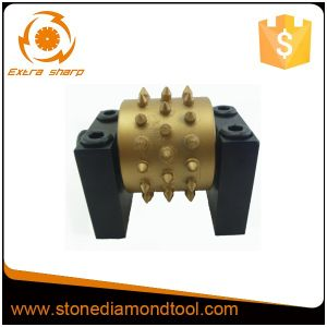 High Quality Diamond Grinding Rollers for Bush Hammer Plates pictures & photos