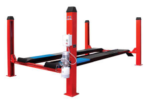 Best Price Four Post Parking Lift with CE Certification T470CE