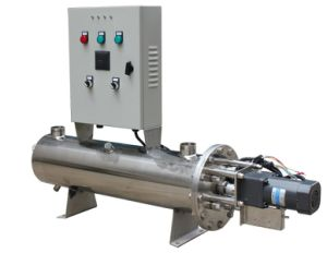 Ss304 Reactor Wastewater Ultraviolet Water Sterilizer pictures & photos