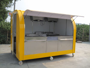 China, Snack, Booth. Vending, Hotdog, Beverage, Mobile Foods Truck, Trailer, Carts pictures & photos