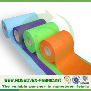 Colorful Non Woven Polypropylene Fabric pictures & photos