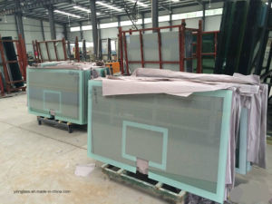 Toughened Glass Backboard with Australian Certificate SGCC Certificate pictures & photos