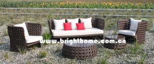 Leisure Aluminum PE Rattan Weaving Outdoor Furniture Bg-808 pictures & photos