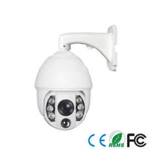 CMOS 1080P 18X CCTV Video Surveillance IP PTZ Camera pictures & photos