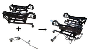 Recliner Motion Mechanism with Trolley (ZH8056) pictures & photos