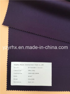 Finished Fabric Cotton / Spandex Purple Twill 4/1 Stretch pictures & photos