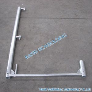 SGS Metal HDG Rail Types of Frame System Scaffolding pictures & photos