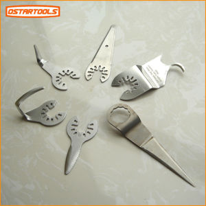 Auto Glass Hooked Caulk Removal Knife Blade (18mm) Oscillating Saw Blade pictures & photos