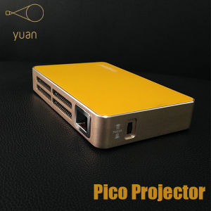 Pico LED Projector with Android System and HDMI AV USB TF Supported