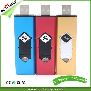 New Product Rechargeable Metal USB Lighter pictures & photos