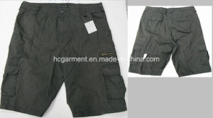 Casual Leisure Cotton Cargo Jogger Washing Pants for Man pictures & photos