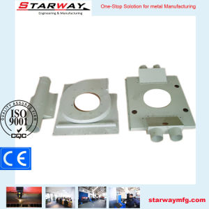 ODM Spare Parts by Precision Machining CNC Aluminum pictures & photos