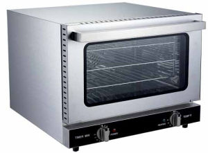 47L Half Size Convection Oven with 4 Trays
