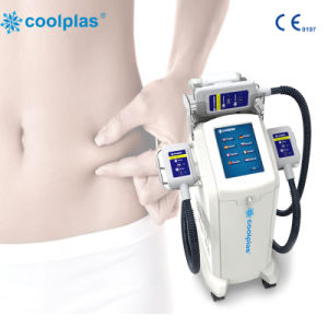 2018 Newest Cryolipolysis Fat Freezing Cool Sculpting Machine with FDA Approved pictures & photos