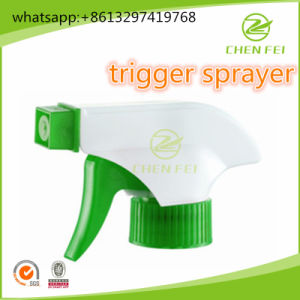 Custom 28/400 Plastic Cleaning Hand Trigger Sprayer Pump for Bottle pictures & photos