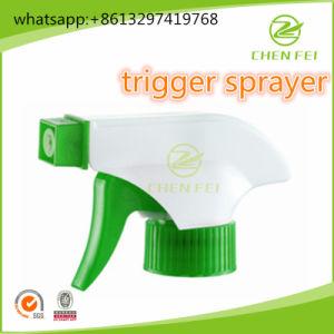 Custom 28/400 Plastic Cleaning Hand Trigger Sprayer Pump for Bottle