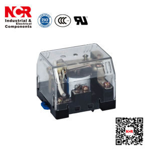 120VDC Power Relay /High Power Relay (JQX-62F-1H 120A) pictures & photos