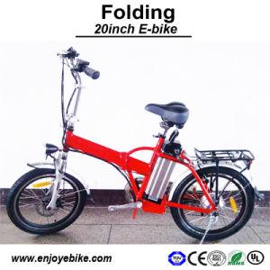 Red Mini E Bike, Original Specifications E-Bicycle, Electric Bike (PE-TDN01Z)