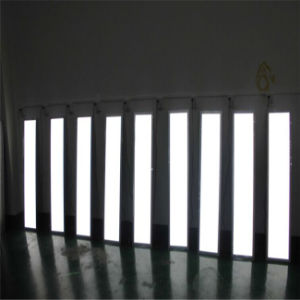 Free Sample High Lumen White/Sliver LED Panel Factory with Mounting Fixture pictures & photos