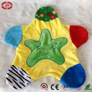 Baby Star Fancy Soft Velboa Cute Baby Care Blanket pictures & photos