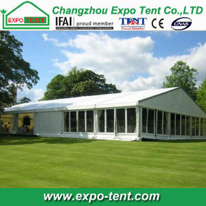 20X55m Big Event Marquee Tent with Glass Wall pictures & photos