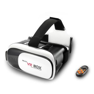 3D Vr Virtual Reality Headset Glasses Goggles with Remote Control pictures & photos