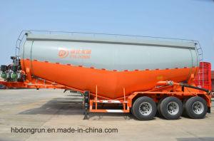 Dongrun 60m3 Cement Tanker/Bulk Cement Trailer/Cement Bulker