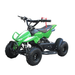 Single Cylinder Air-Cooled 2 Strokes 49cc Kids ATV pictures & photos