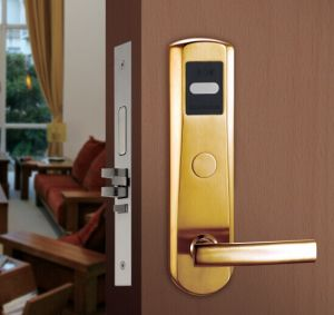 Hotel Intelligent Proximity Card Lock with Audit Trail Function pictures & photos