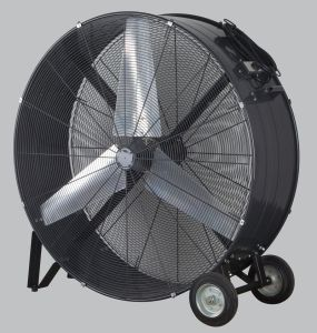 "42"" High-Volumeindustrial Fan with Wheels pictures & photos"