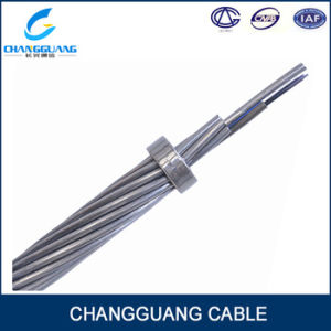 Professional Manufacturing Power Optical Fiber Cable Central Stainless Steel Tube Opgw with Single Stranded Layer pictures & photos