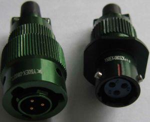 26482 Series Bayonet Coupling Circular Connector pictures & photos