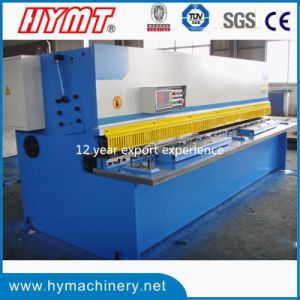 QC12Y-20X3200 Hydraulic Swing Beam Shearing Machine pictures & photos