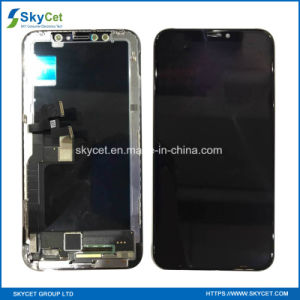 High Quality LCD Touch Screen Digitizer for iPhone X LCD Replacement pictures & photos
