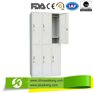 Hospital Instrument Cabinet Six-Gateway Change Cabinet (SKH056) pictures & photos