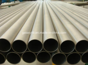 Pure Titanium Welded Tube for Heat Exchanger pictures & photos