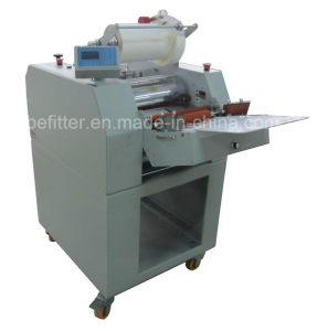 SH-380AF Automatic single side roll laminator pictures & photos