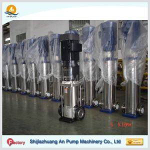Multistage Water Wholesale Bronze Vertical Pump pictures & photos