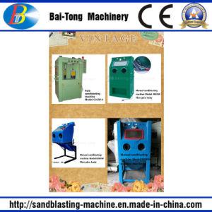 Manual Wet Sandblast Cabinet pictures & photos