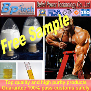Builds Lean Muscle Anabolic Raw Steroid Hormone Methenolone Acetate CAS: 434-05-9 pictures & photos